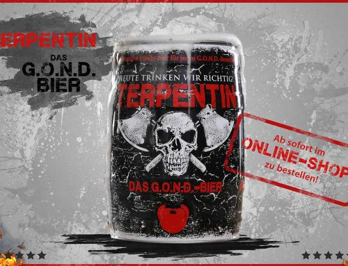 TERPENTIN – Das G.O.N.D.-Bier