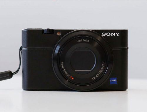 Sony DSC-RX100 – Alle Modelle im Vergleich