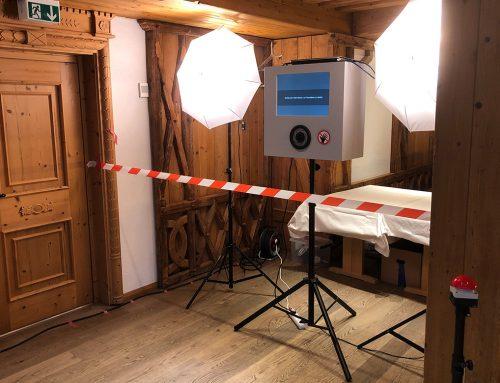 Fotobox Einsatz Rechenberg